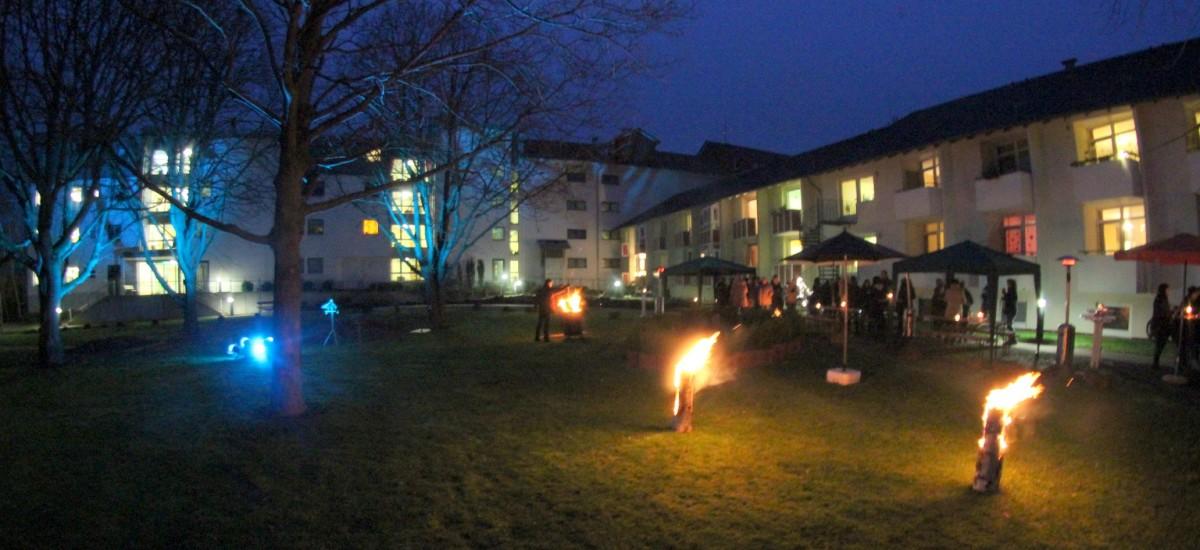 MAV lädt Mitarbeiter zum Winterfest