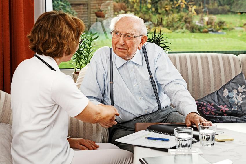 Pflegeberatungsbesuche