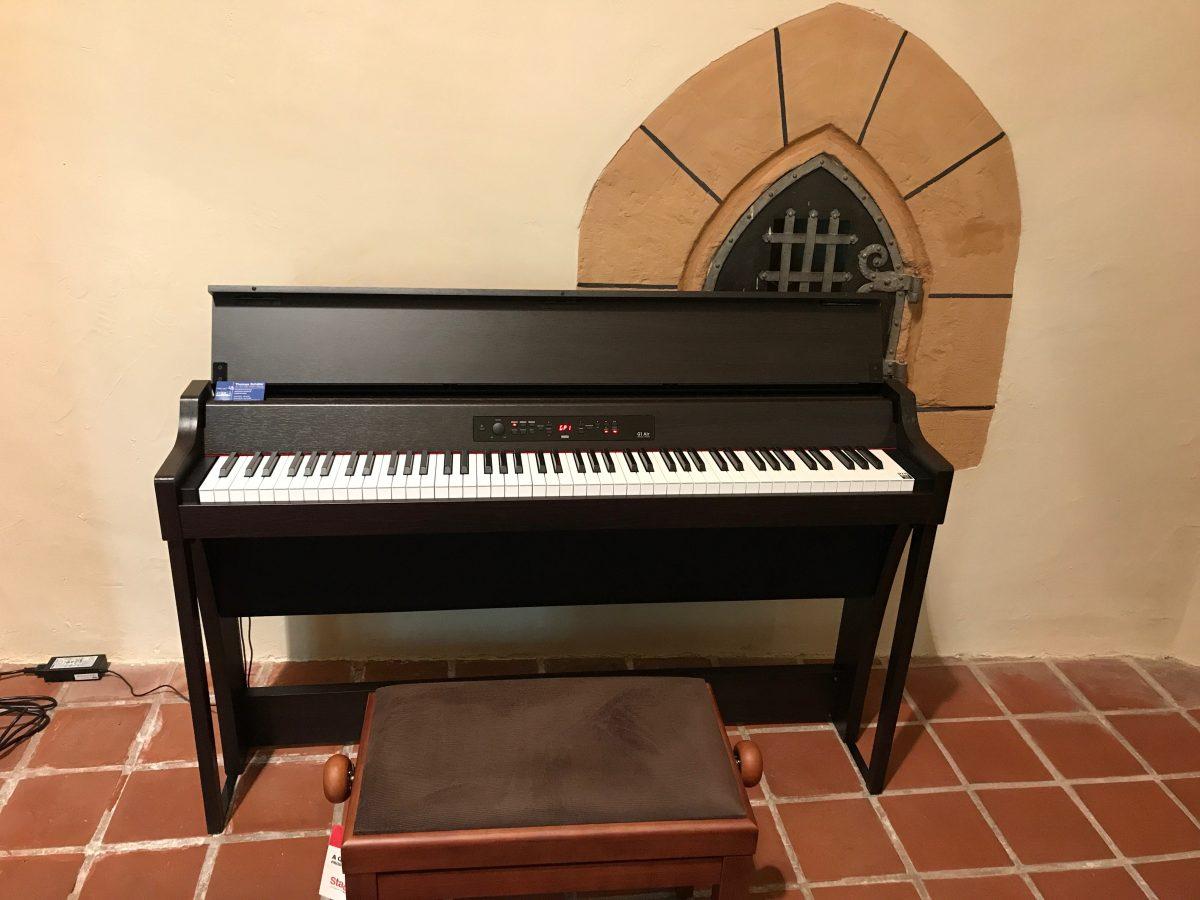 neues Instrument für die Heilig-Geist-Kapelle