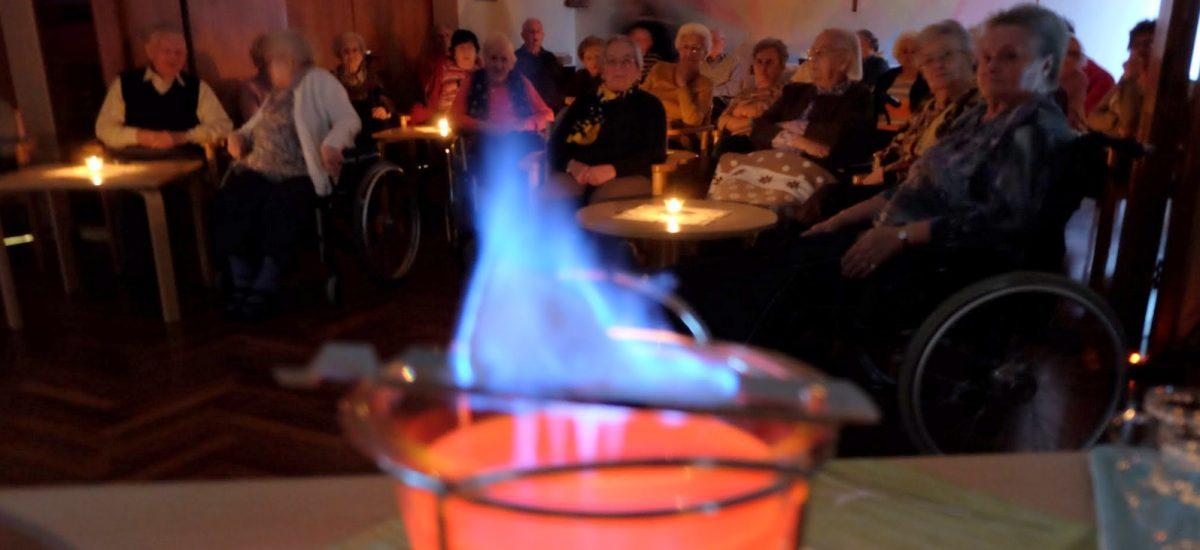 Die Feuerzangenbowle – ein stimmungsvoller Nachmittag