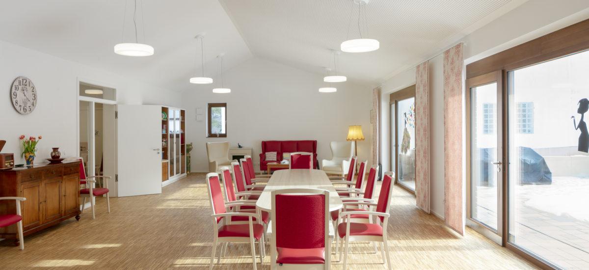 Einweihung Herrmann-Sauter-Haus in Großalmerode