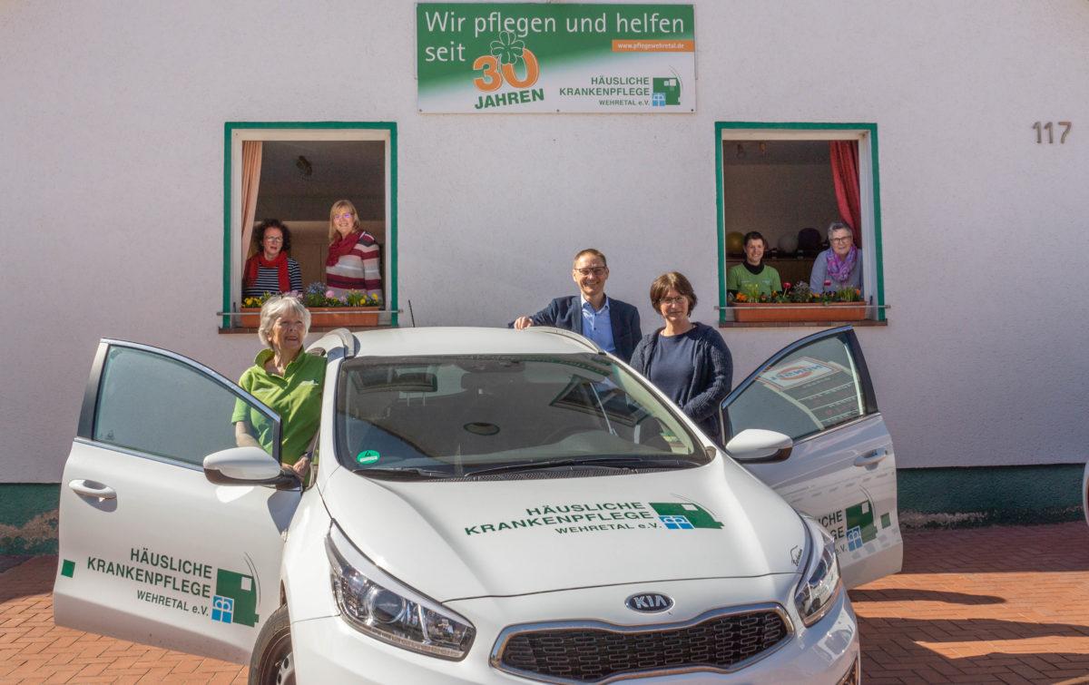 Häusliche Krankenpflege in Wehretal